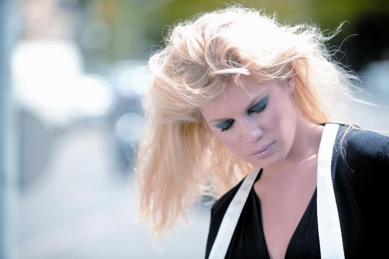 Maschera per capelli con olio di lino e cannella